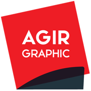 Logo AGIR GRAPHIC