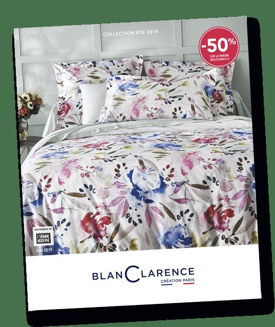 Couverture du catalogue REDER Clanc Clarence été 2019 imprimé par AGIR GRAPHIC