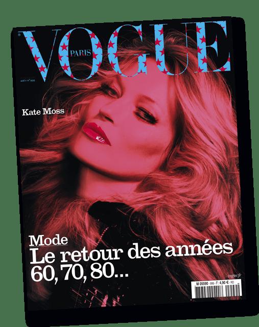 Couverture du magazine Vogue été 2019 imprimé par AGIR GRAPHIC