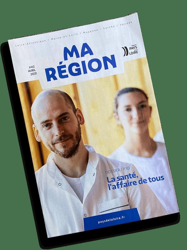 Référence client : Mag Région Pays de la Loire