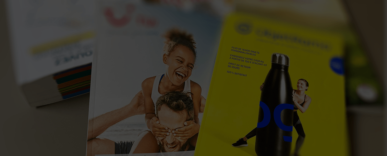 Catalogue imprimée : couverture