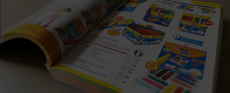 Catalogue commerce & distribution : Jouets