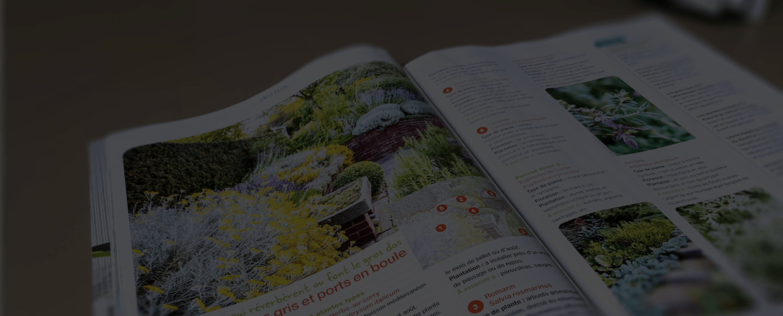 Catalogue commerce & distribution : Jardinage
