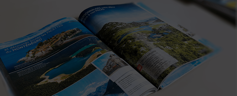 Catalogue Voyagiste : Voyage