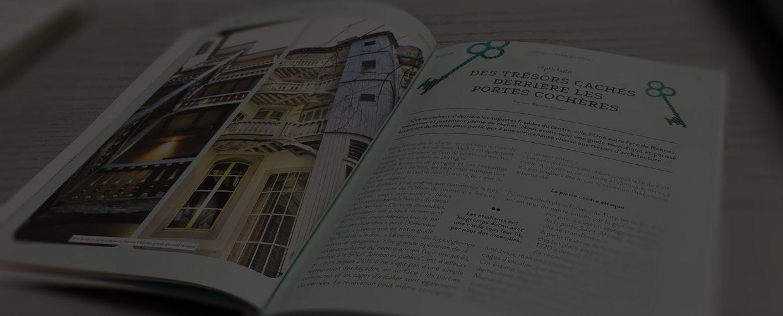 Brochure imprimée : Collectivités territoriales - Patrimoine
