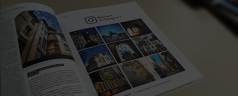 Brochure imprimée : collectivités territoriales - communiquer
