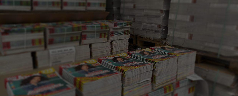 Logistique Marketing : palettisation